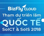 BizFly Cloud đem tới 6 giải pháp hỗ trợ cho doanh nghiệp chuyển đổi số, tham gia triển lãm quốc tế SoICT & SoIS 2018